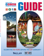 North Texas GLBT Chamber Of Commerce 2015 Guide